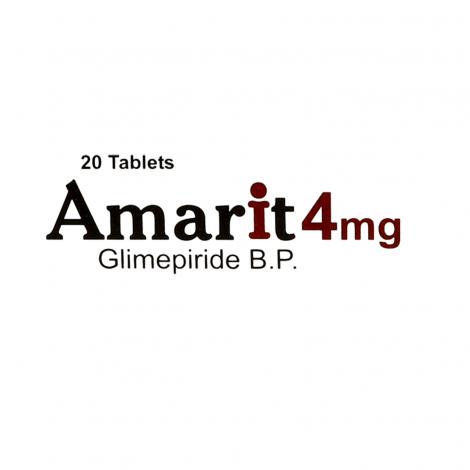 AMRIT 4mg Tablet