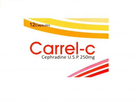 CARREL-C 250mg Cap