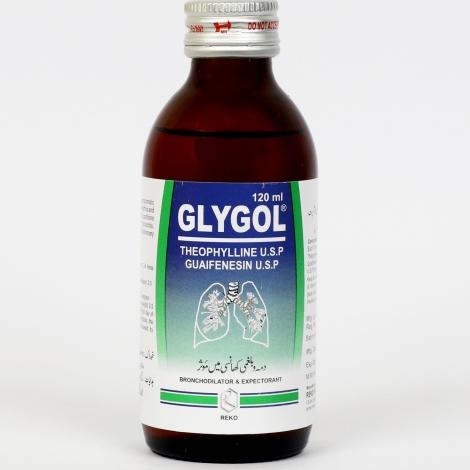 GLYGOL 120ml Syrup
