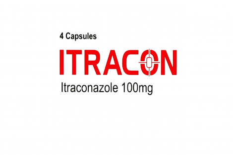ITRACON 100mg Capsule