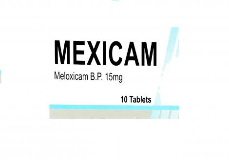 MAXICAM 15mg Tablet