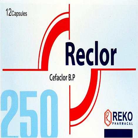 RECLOR 250 mg capsule