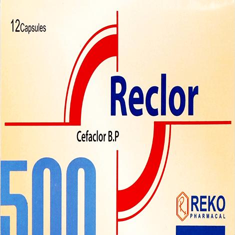 RECLOR 500mg Capsule