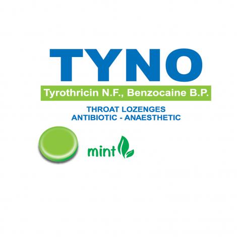 TYNO Lozenges Mint