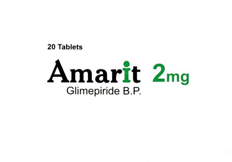 AMARIT 2mg Tablet