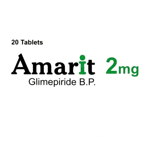 AMARIT 2mg Tablet