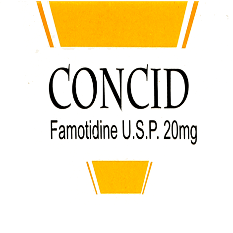 CONCID 20mg Tablet
