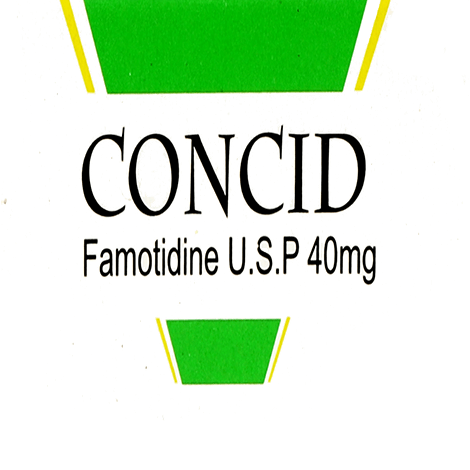 CONCID 40mg Tablet