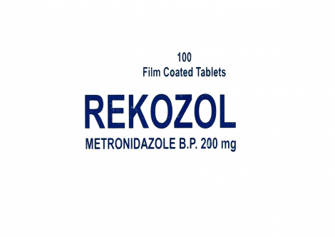 REKOZOL 200mg Tablet