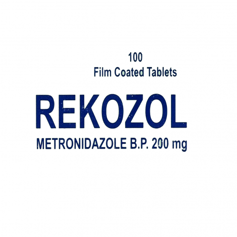REKOZOL 200mg Tablet